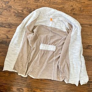 Lucy Jackets & Coats - Lucy knit jacket/ wrap size XS